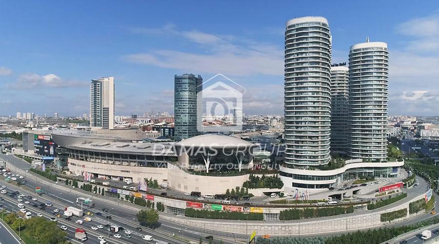 مجمع داماس 002 في اسطنبول - صورة خارجية  02