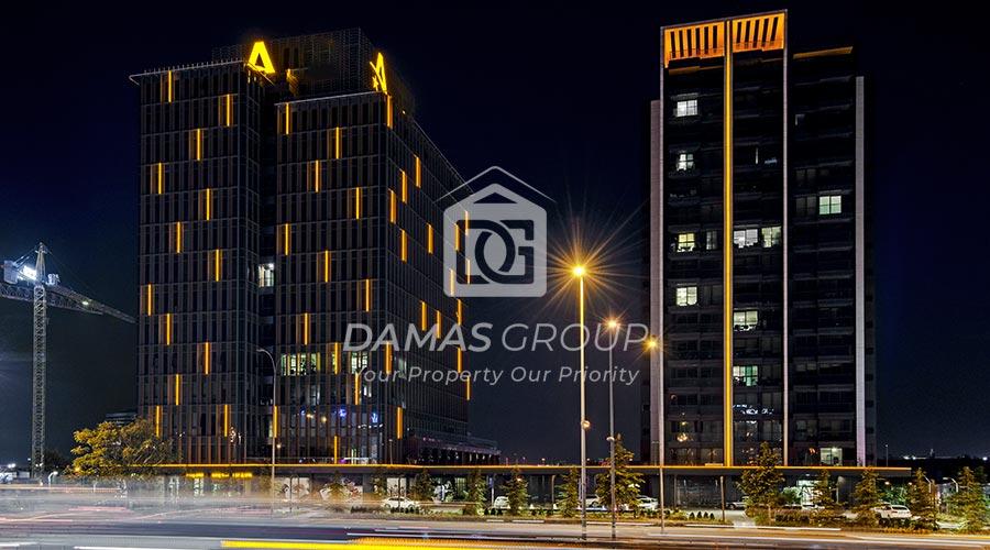 مجمع داماس 010 في اسطنبول  - صورة خارجية  08