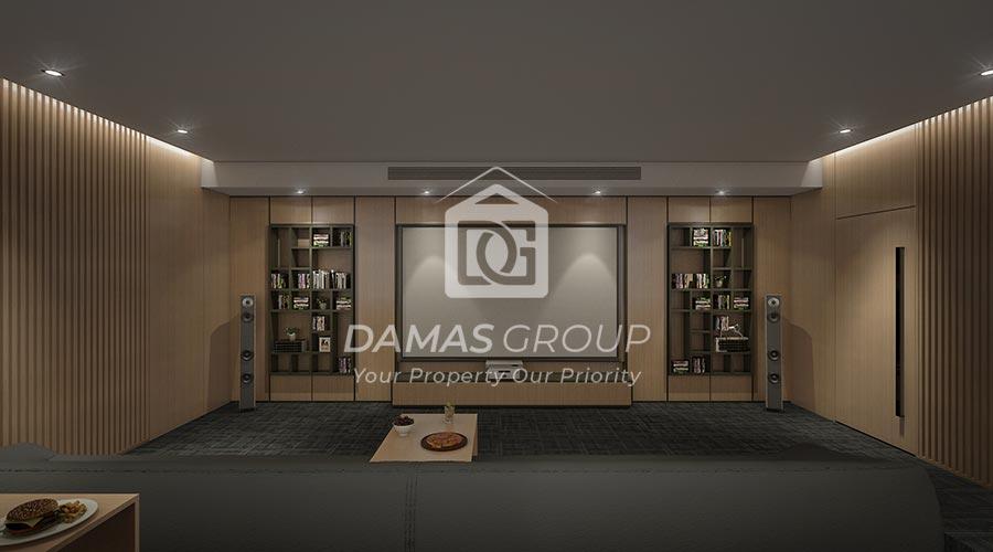مجمع داماس 007 في اسطنبول  - صورة خارجية  08