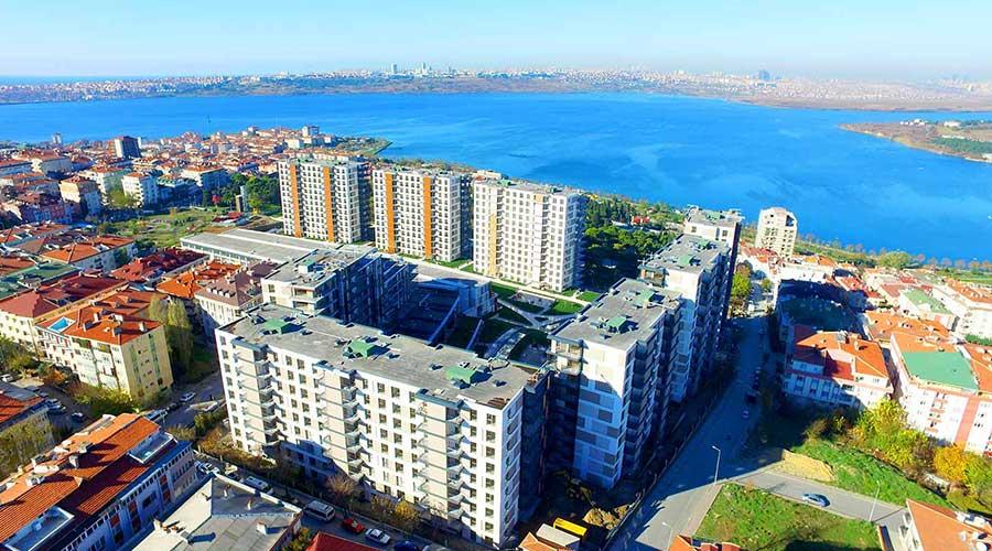 مجمع داماس 148 في اسطنبول  - صورة خارجية  01