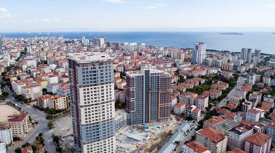 مجمع داماس 288 في اسطنبول  - صورة خارجية  01