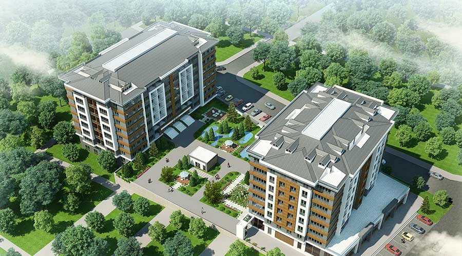 Damas Project D-098 in Istanbul - Exterior picture 01