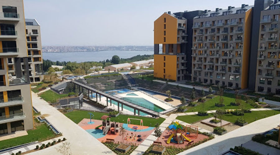 Damas Project D-263 in Istanbul - Exterior picture 01