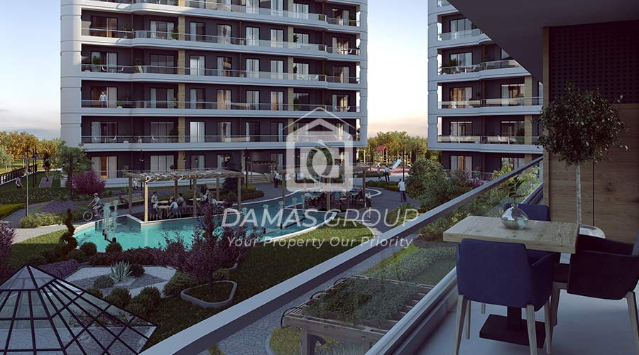 Damas Project D-233 in Istanbul - Exterior picture 02