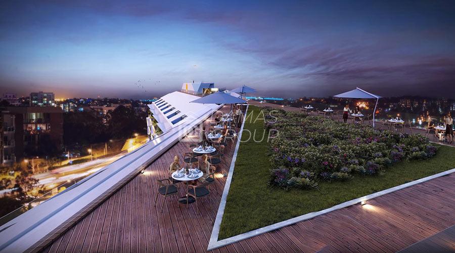 مجمع داماس 081 في اسطنبول  - صورة خارجية 02