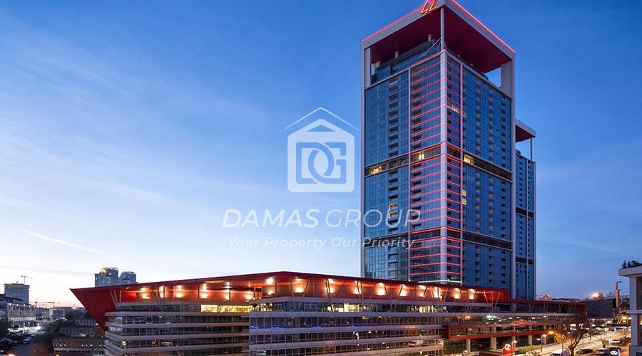 مجمع داماس 003 في اسطنبول  - صورة خارجية 02