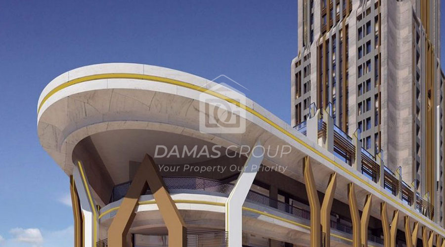 Damas Project D-202 in Istanbul - Exterior picture 02
