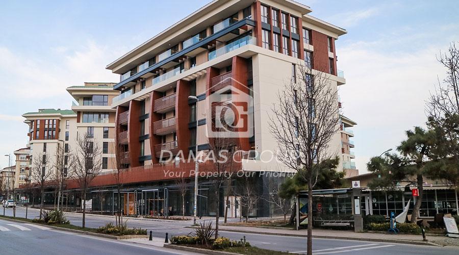 مجمع داماس 285 في اسطنبول  - صورة خارجية  02