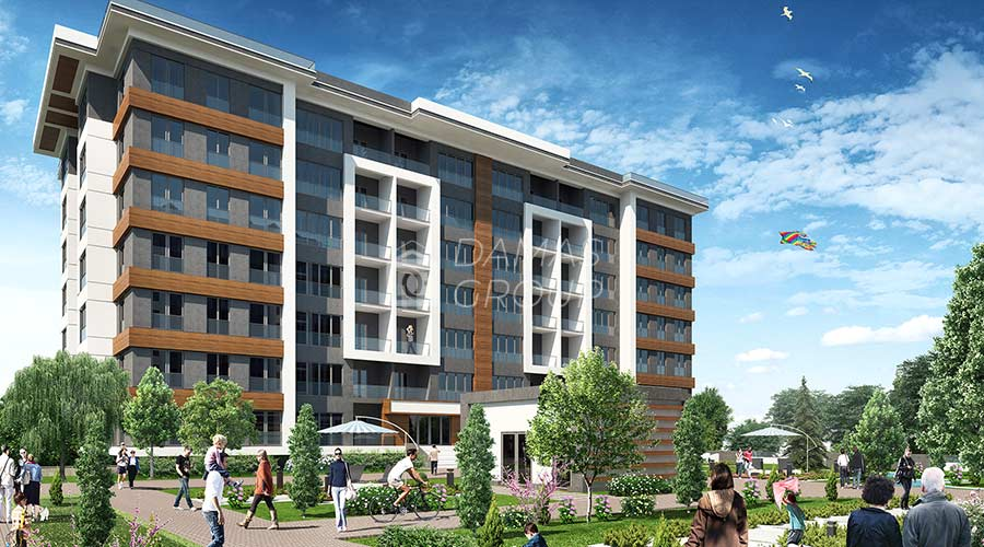 Damas Project D-098 in Istanbul - Exterior picture 02