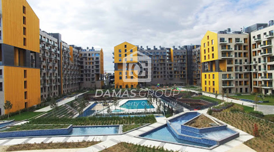 Damas Project D-263 in Istanbul - Exterior picture 02