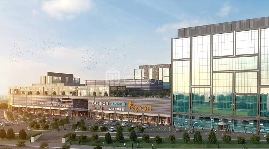 Damas Project D-158 in Istanbul - Exterior picture 02