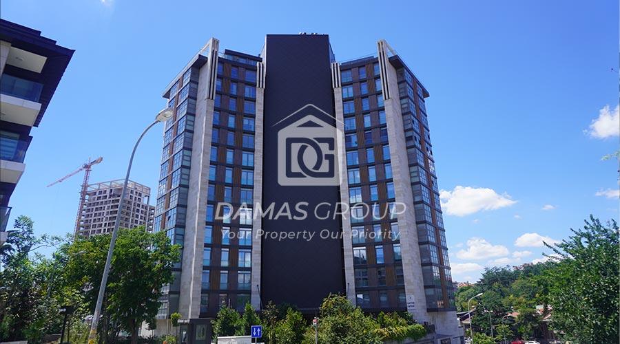 مجمع داماس 011 في اسطنبول  - صورة خارجية  02