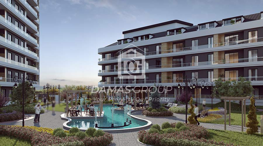 Damas Project D-233 in Istanbul - Exterior picture 03