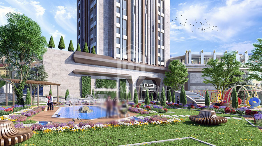 Damas Project D-202 in Istanbul - Exterior picture 03