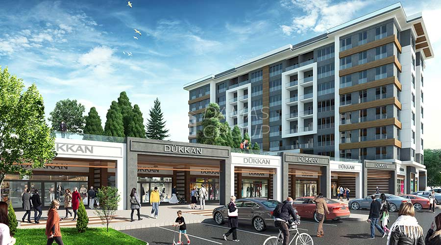 Damas Project D-098 in Istanbul - Exterior picture 03