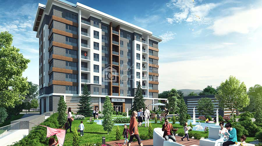 Damas Project D-098 in Istanbul - Exterior picture 04