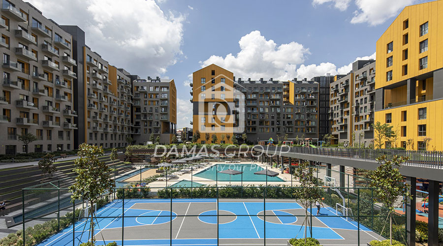 Damas Project D-263 in Istanbul - Exterior picture 04