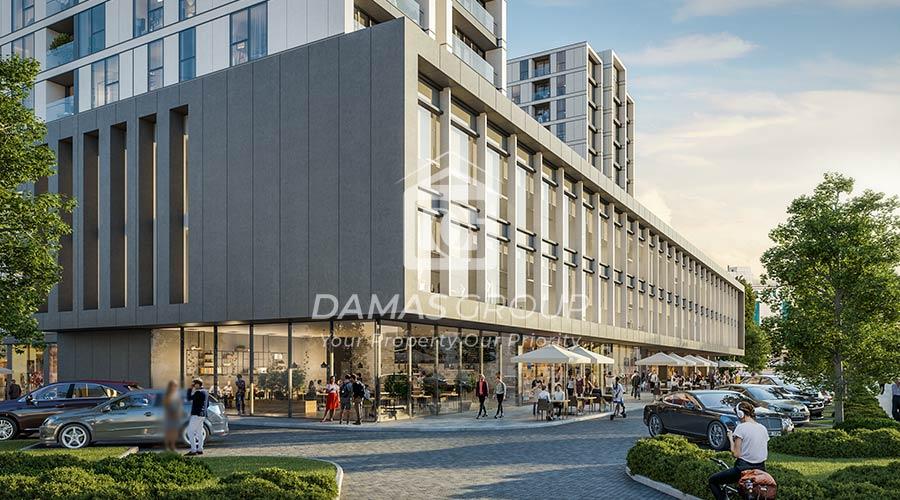 مجمع داماس 012 في اسطنبول  - صورة خارجية  04