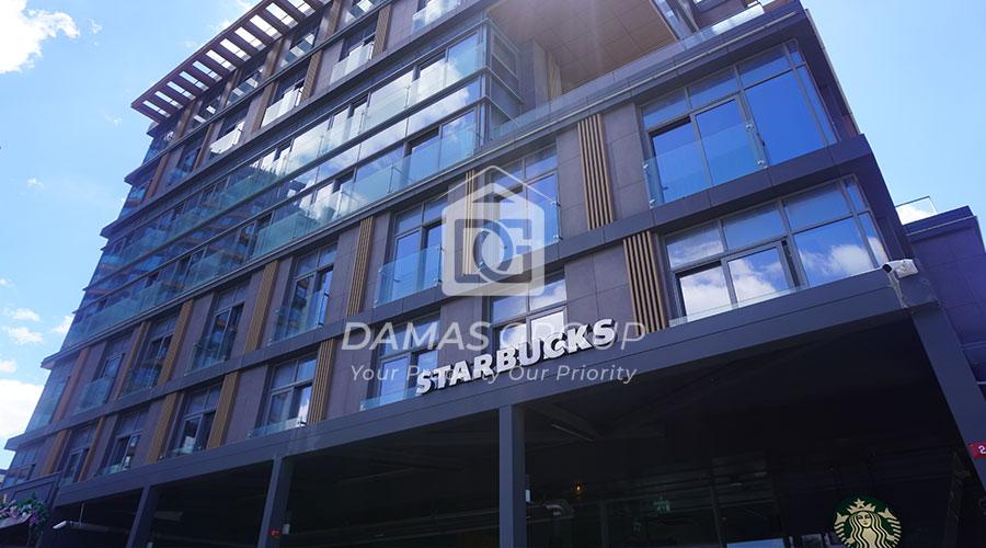 مجمع داماس 011 في اسطنبول  - صورة خارجية  05