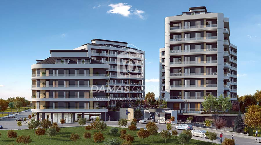 Damas Project D-233 in Istanbul - Exterior picture 05