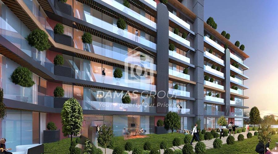 مجمع داماس 298 في اسطنبول  - صورة خارجية  05