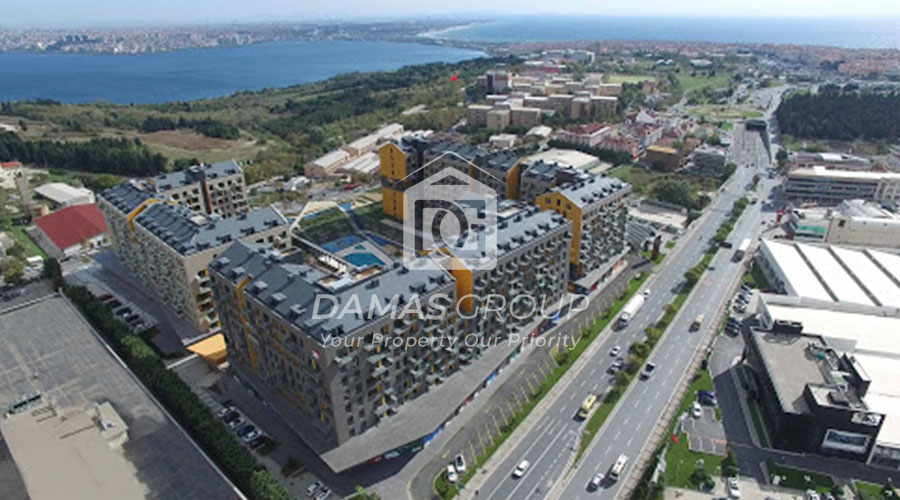 Damas Project D-263 in Istanbul - Exterior picture 05