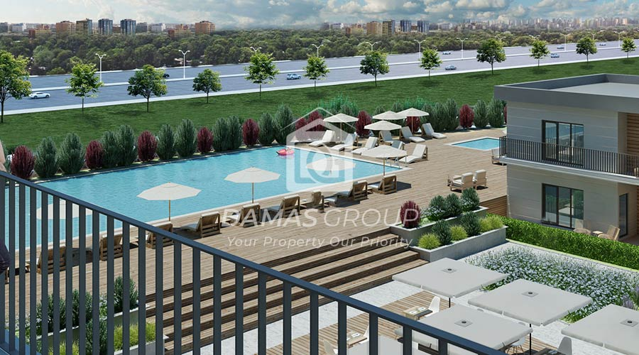 Damas Project D-201 in Istanbul - Exterior picture 06