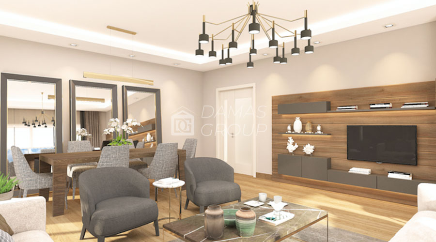 Damas Project D-098 in Istanbul - Exterior picture 06