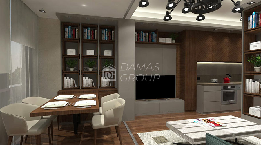 Damas Project D-161 in Istanbul - Exterior picture 07