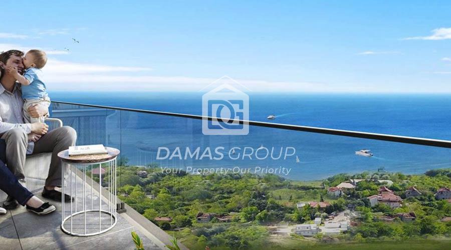 مجمع داماس 228 في اسطنبول  - صورة خارجية  07