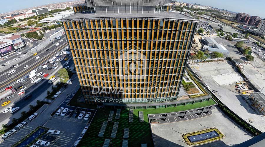 مجمع داماس 010 في اسطنبول  - صورة خارجية  07