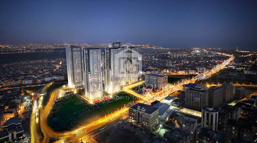 Damas Project D-188 in Istanbul - Exterior picture 09