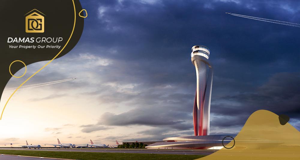 ارتفاع أسعار العقارات مع افتتاح مطار إسطنبول الثالث