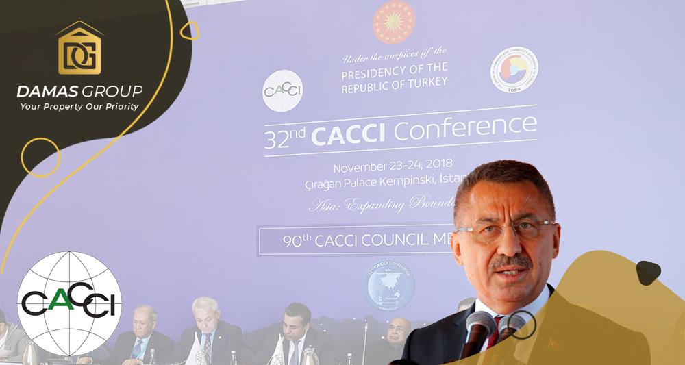 نائب الرئيس أردوغان: تركيا مُتجهة نحو المزيد من الحراك التنموي