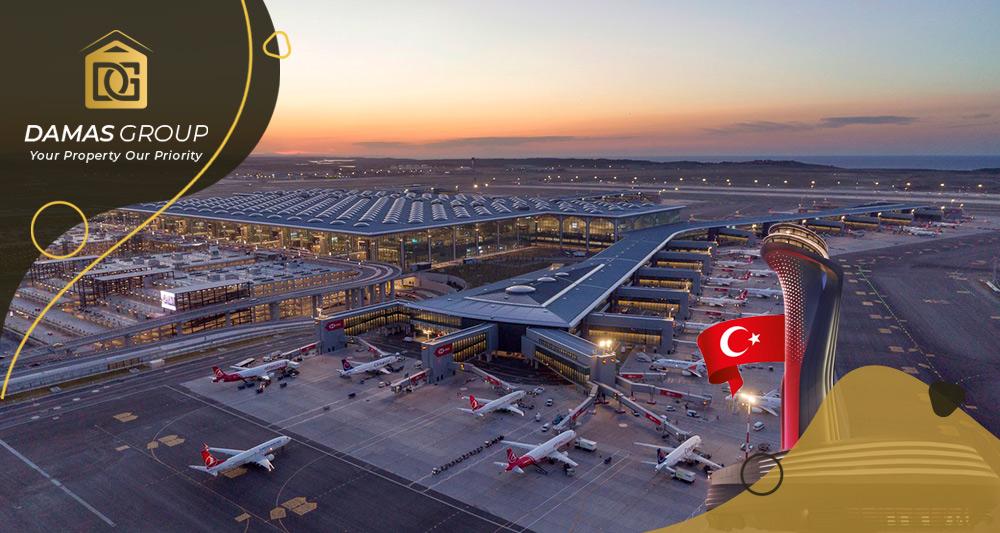 مطار إسطنبول الثالث.. ماركة تركية في قطاع النقل الجوي