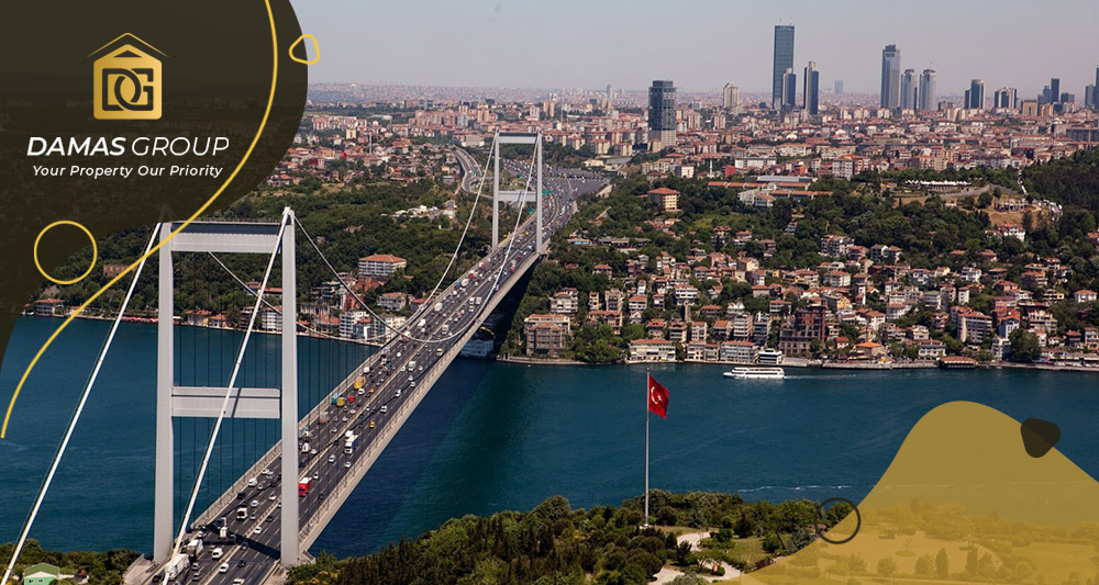 أسباب تفوق إسطنبول الأوروبية على إسطنبول الآسيوية
